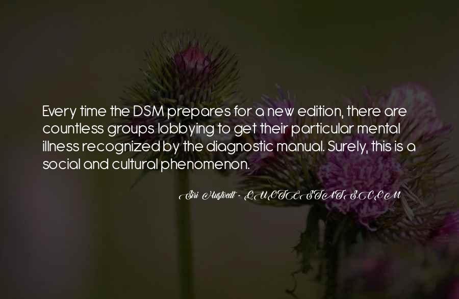 Best Dsm Quotes #224042