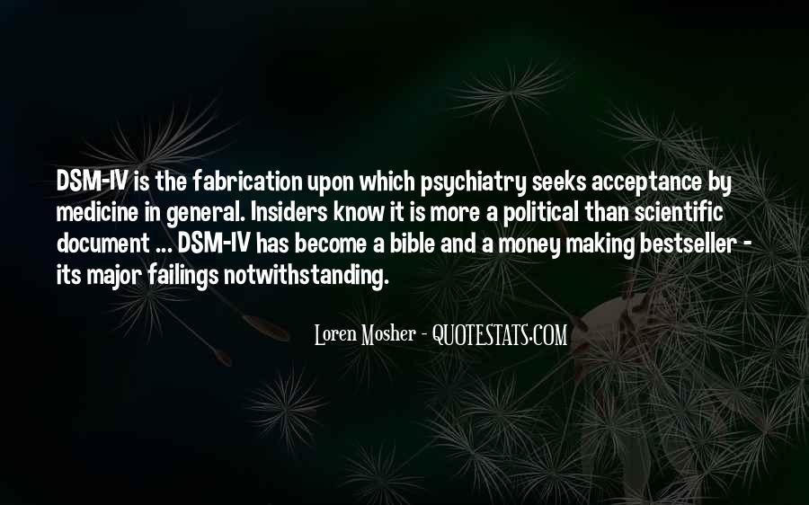 Best Dsm Quotes #685638