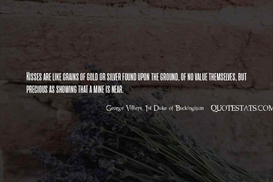 Best Duke Silver Quotes #1849062