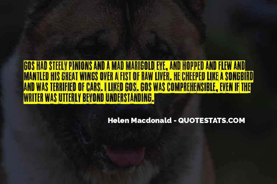Quotes About Marigold #1693204