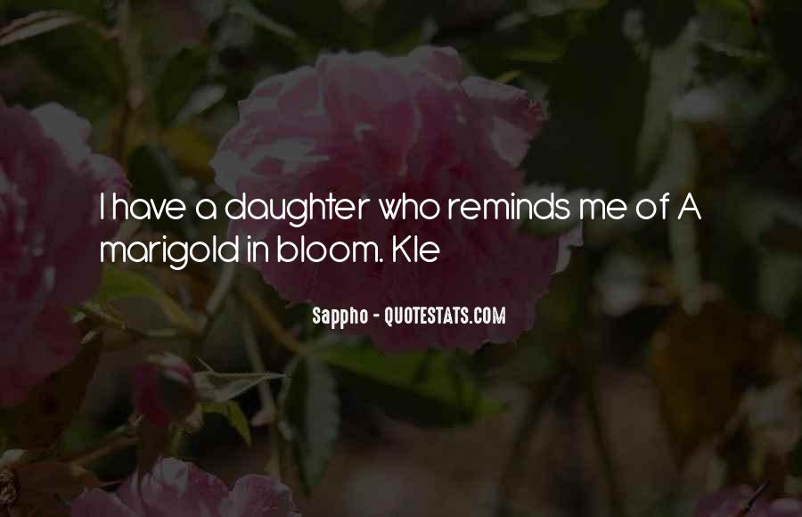 Quotes About Marigold #882229