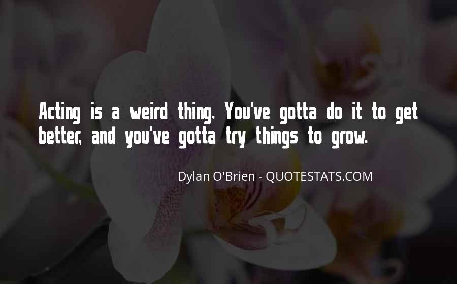 Best Dylan O'brien Quotes #542351