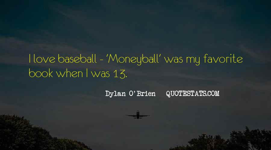 Best Dylan O'brien Quotes #974364