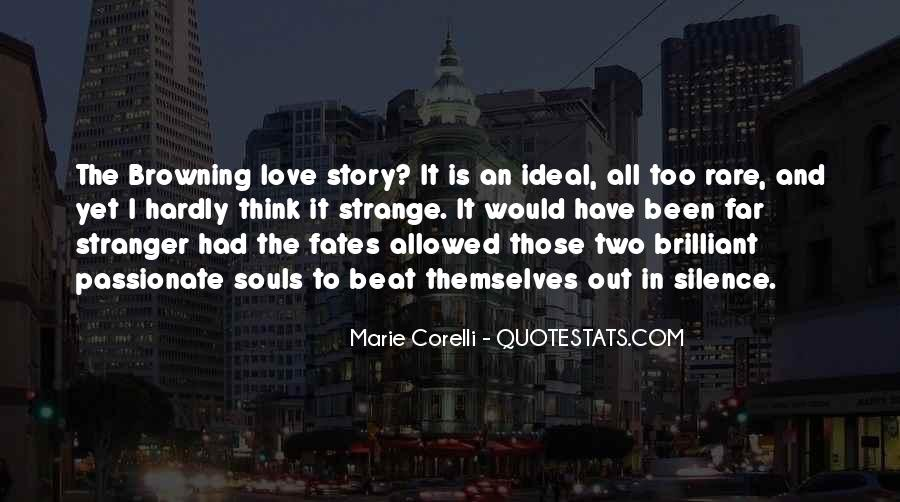 Quotes About Marie The Stranger #553694