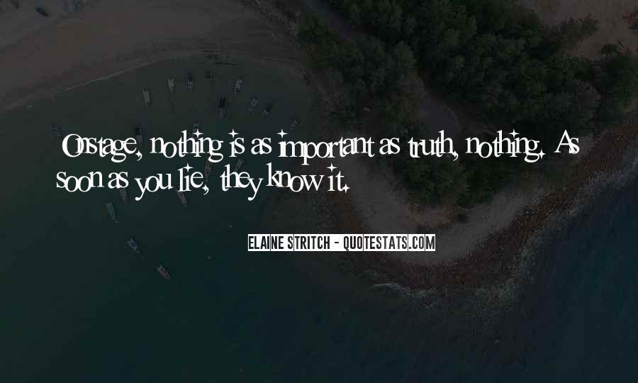 Best Elaine Stritch Quotes #161767