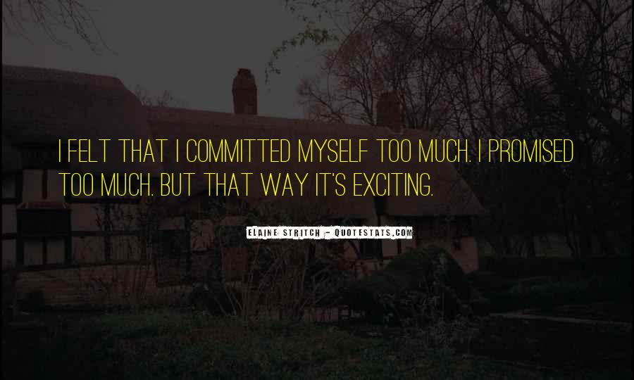 Best Elaine Stritch Quotes #253072