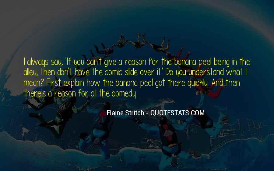 Best Elaine Stritch Quotes #681494