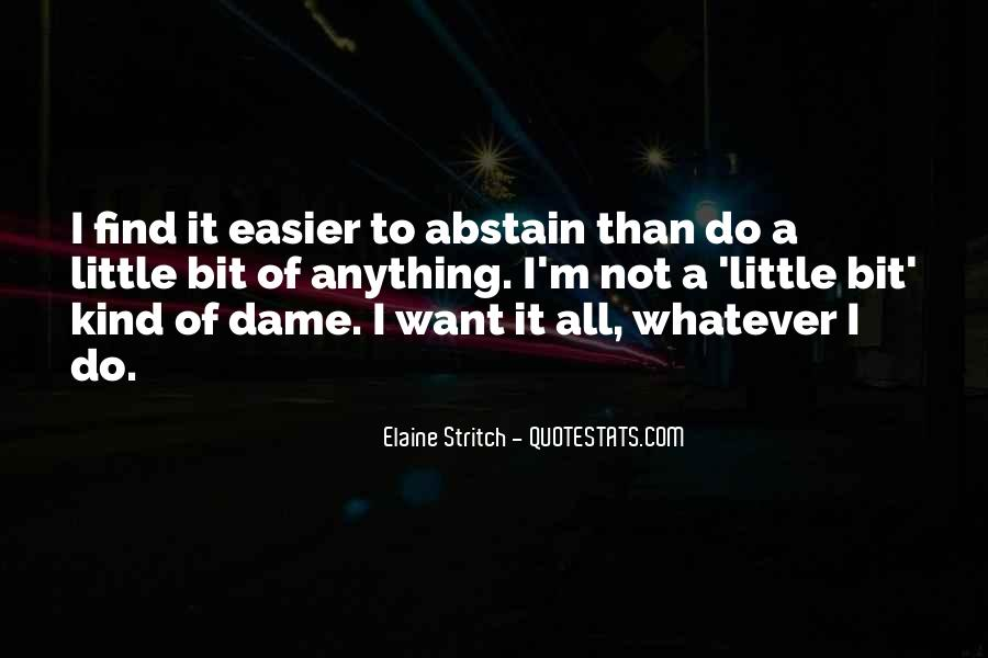Best Elaine Stritch Quotes #92609