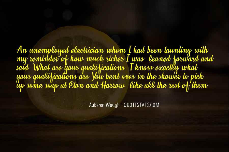 Best Electrician Quotes #180751