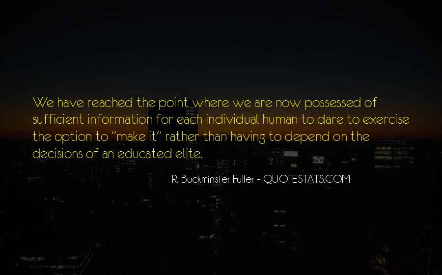 Best Elite Quotes #16018