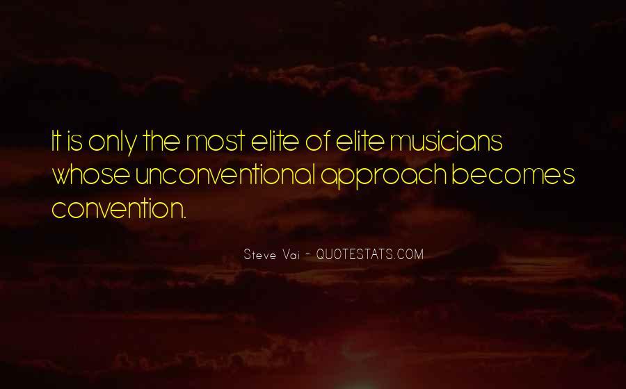 Best Elite Quotes #161340
