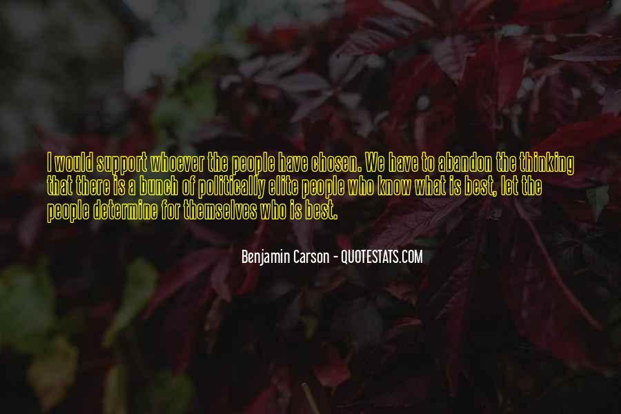 Best Elite Quotes #1642686