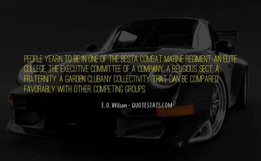 Best Elite Quotes #463196
