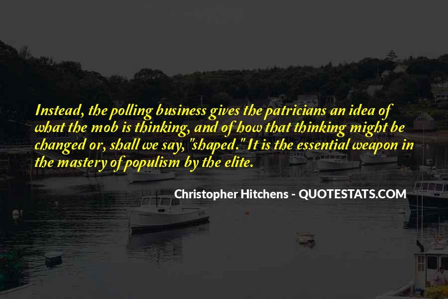 Best Elite Quotes #51570