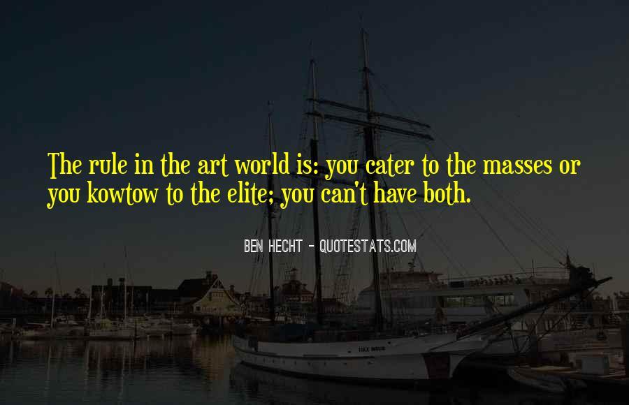 Best Elite Quotes #75078