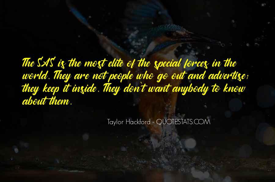 Best Elite Quotes #84688