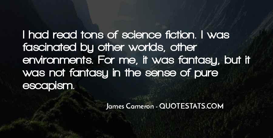 Best Escapism Quotes #110442