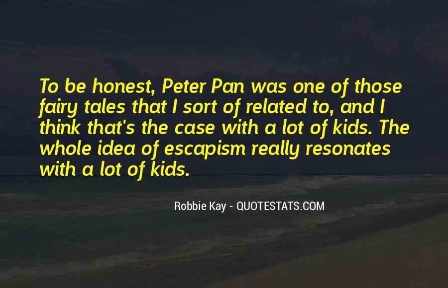 Best Escapism Quotes #116437