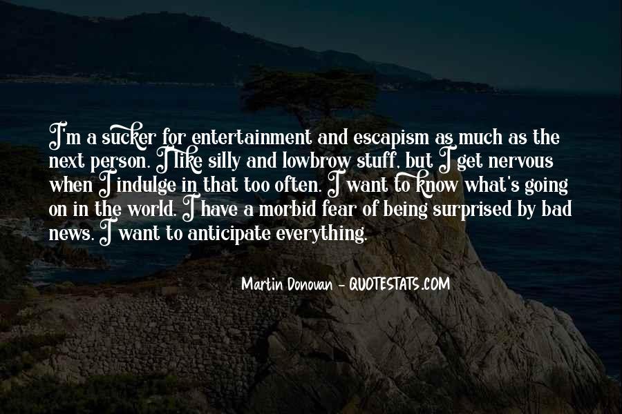 Best Escapism Quotes #40792