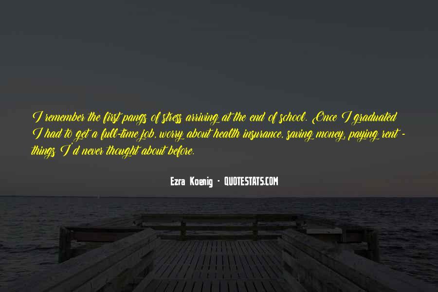Best Ezra Koenig Quotes #310737