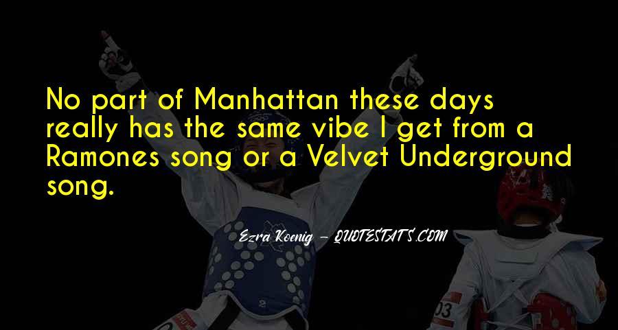Best Ezra Koenig Quotes #381983