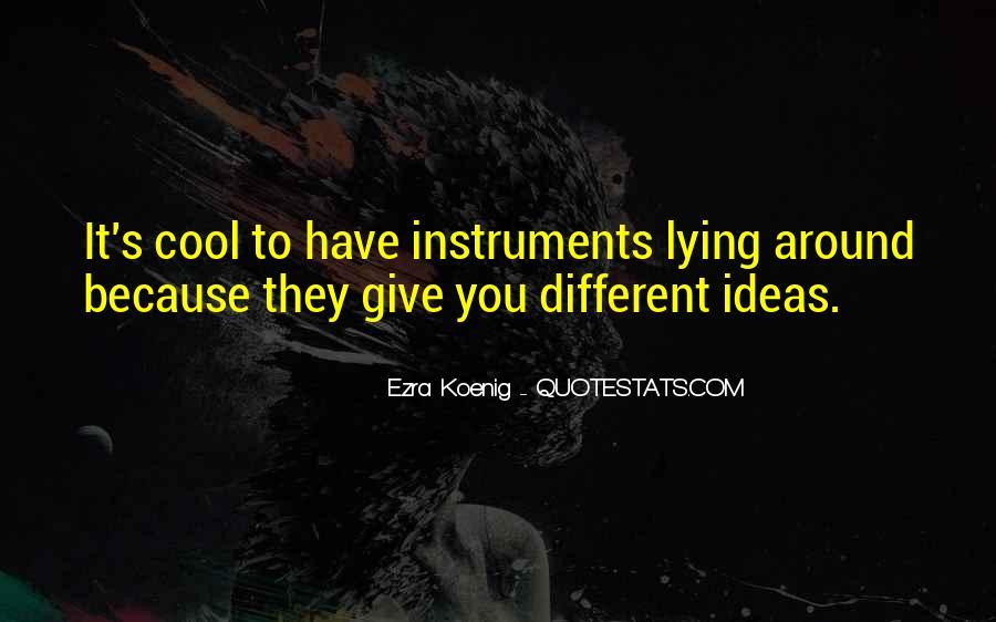 Best Ezra Koenig Quotes #465321