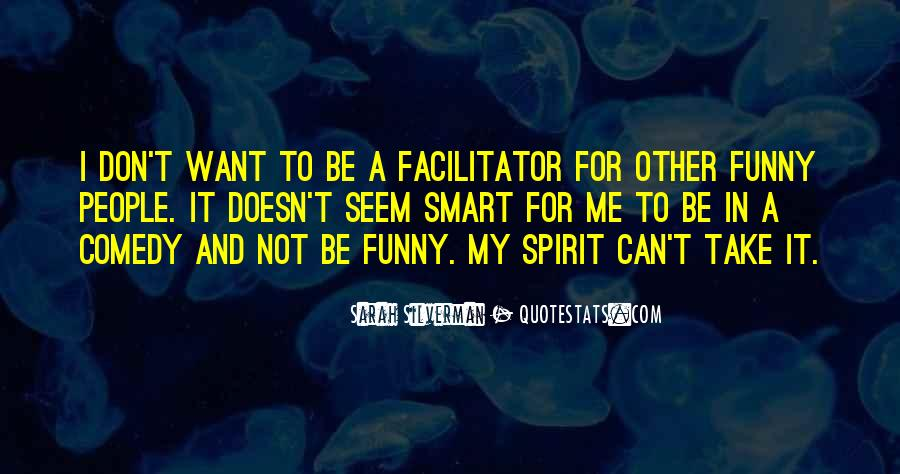 Best Facilitator Quotes #1608560
