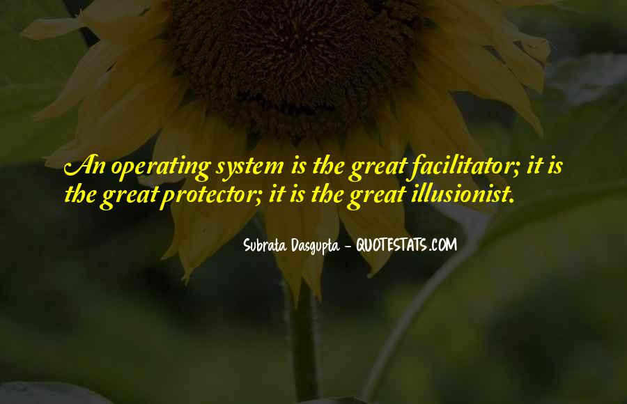Best Facilitator Quotes #469306
