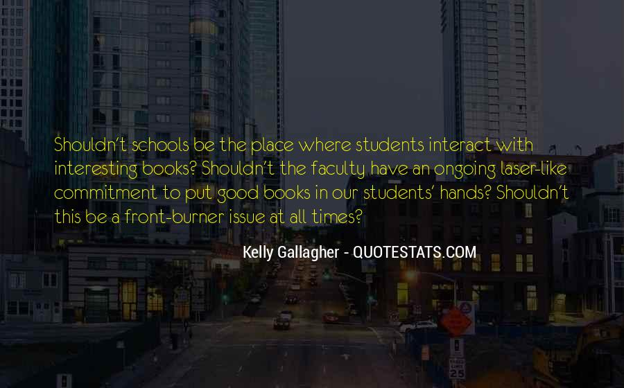 Best Faculty Quotes #21409