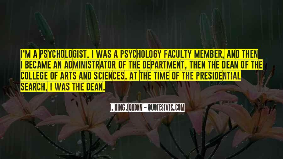 Best Faculty Quotes #70023