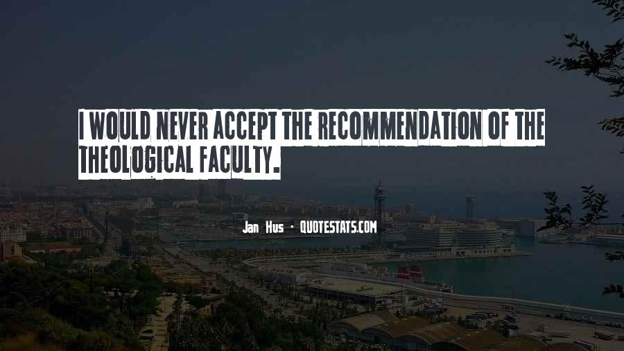 Best Faculty Quotes #80842