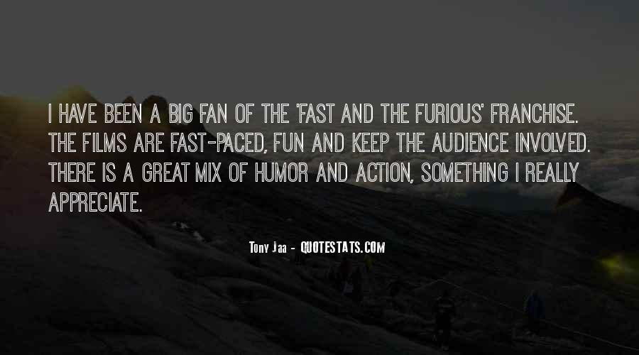 Best Fast N Furious Quotes #1382393