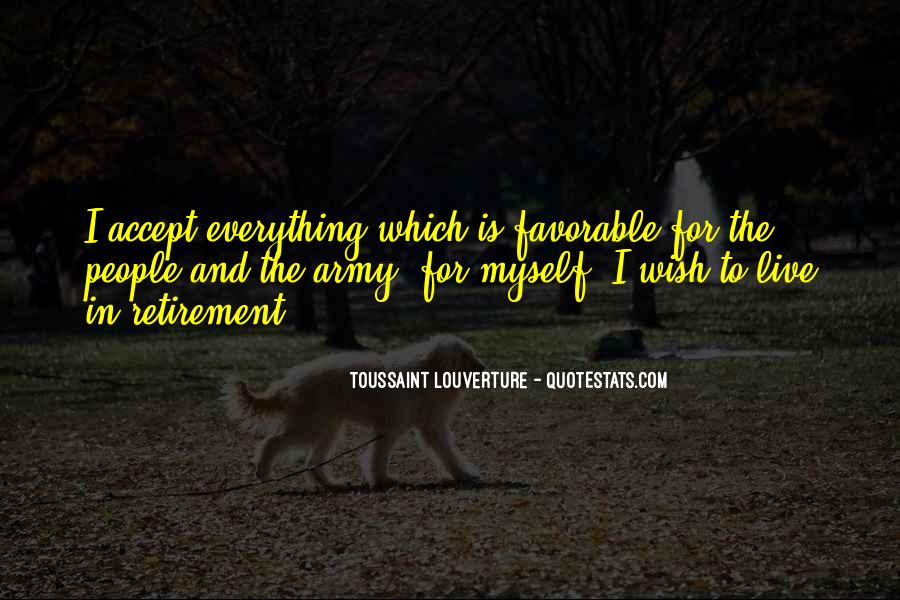 Best Favorable Quotes #264000