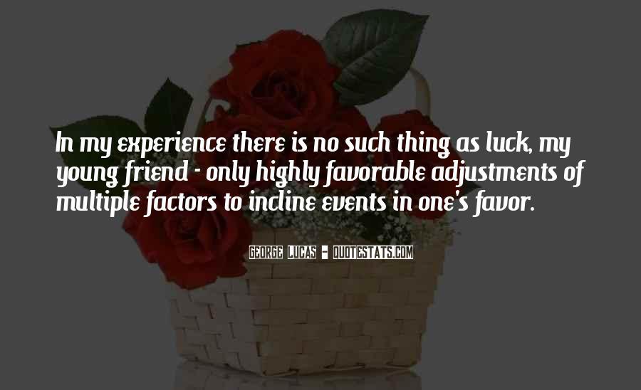 Best Favorable Quotes #77665