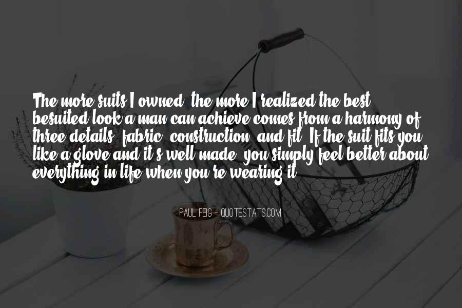 Best Feel Better Quotes #1878646