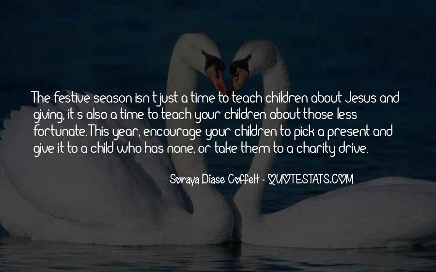 Best Festive Season Quotes #827364