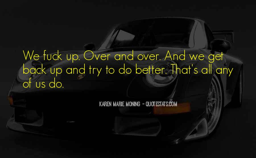 Best Fever Series Quotes #489246