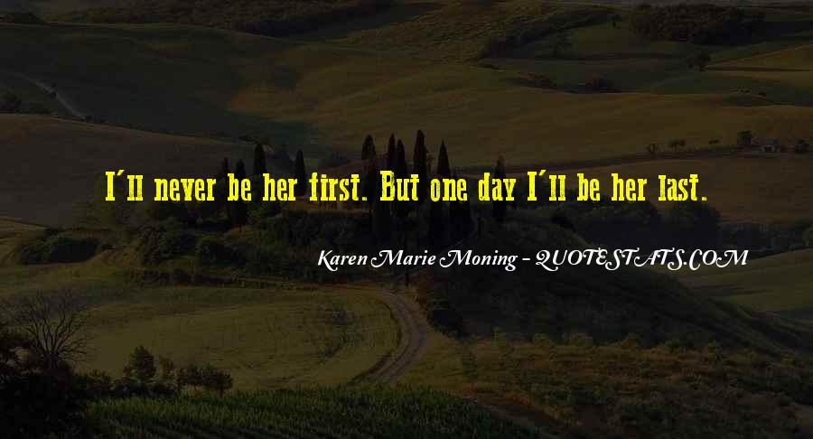Best Fever Series Quotes #493452