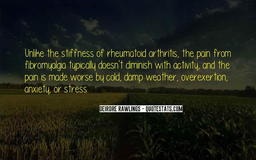 Best Fibromyalgia Quotes #1697420
