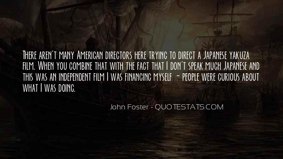 Best Film Directors Quotes #14853
