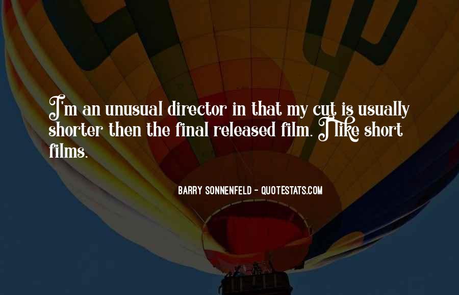 Best Film Directors Quotes #156171