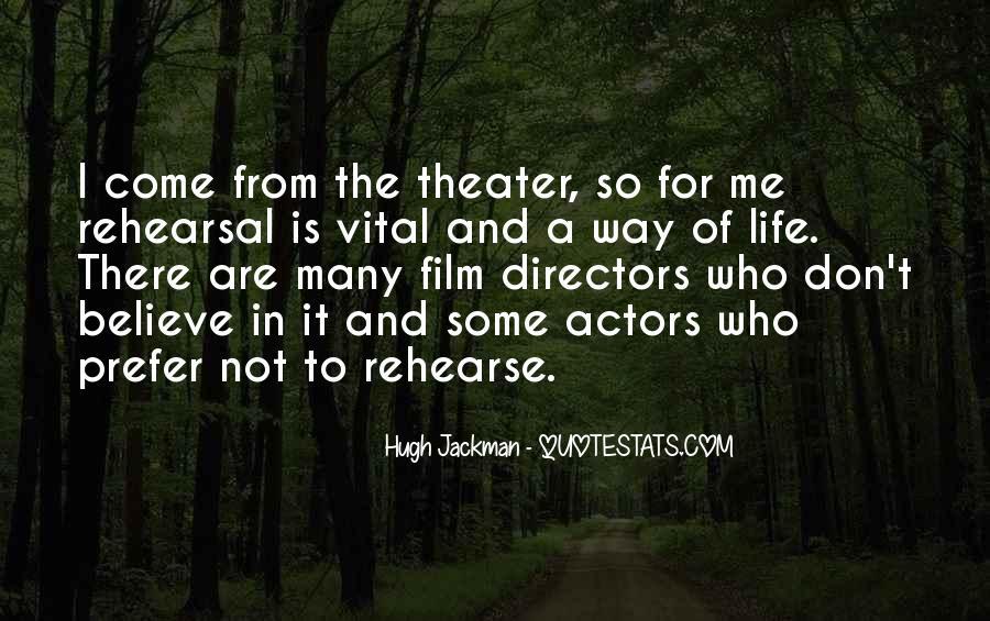Best Film Directors Quotes #16593