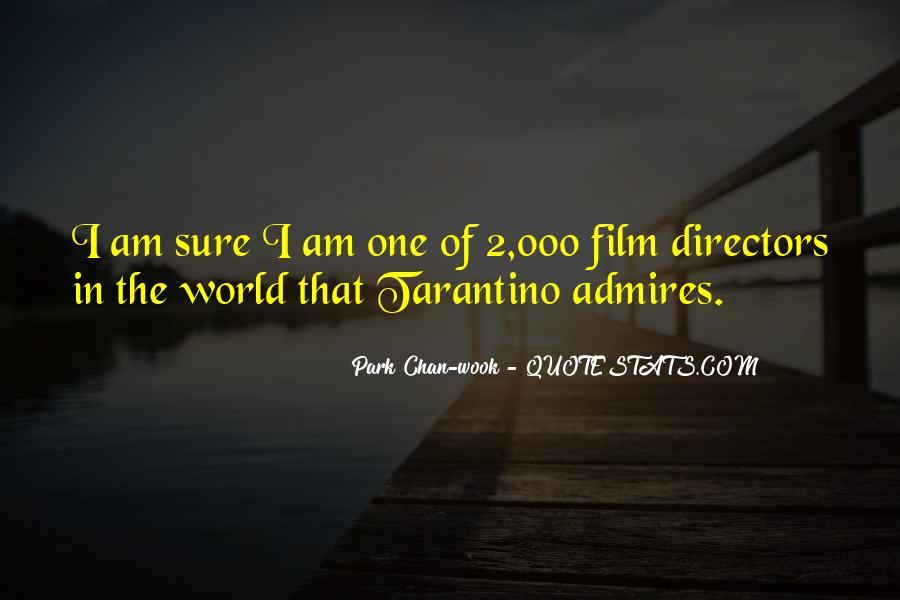 Best Film Directors Quotes #179644