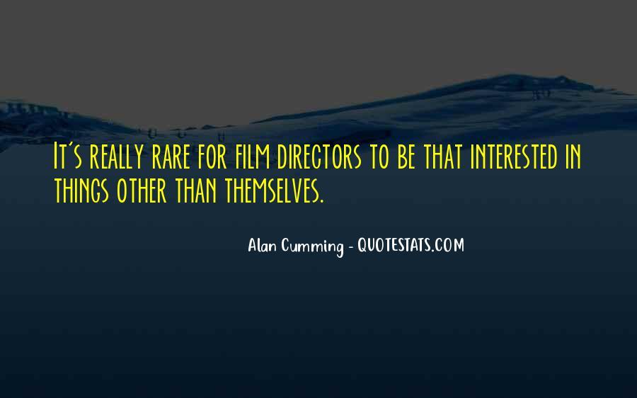 Best Film Directors Quotes #185302