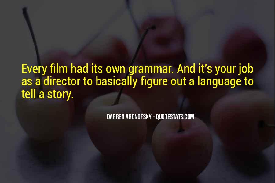 Best Film Directors Quotes #247994