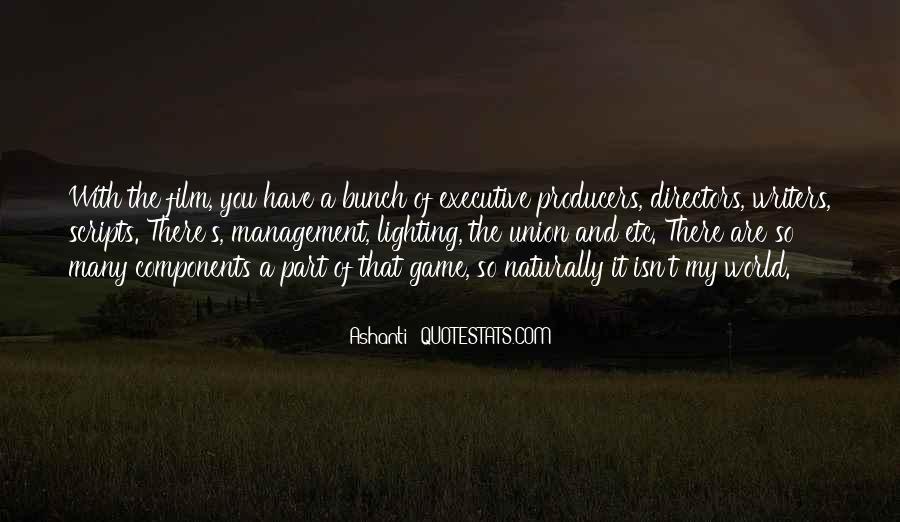 Best Film Directors Quotes #277937