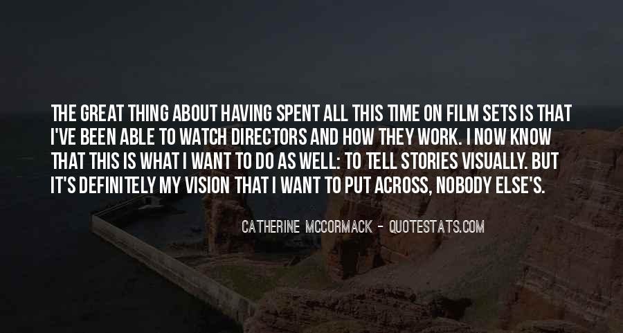 Best Film Directors Quotes #55295