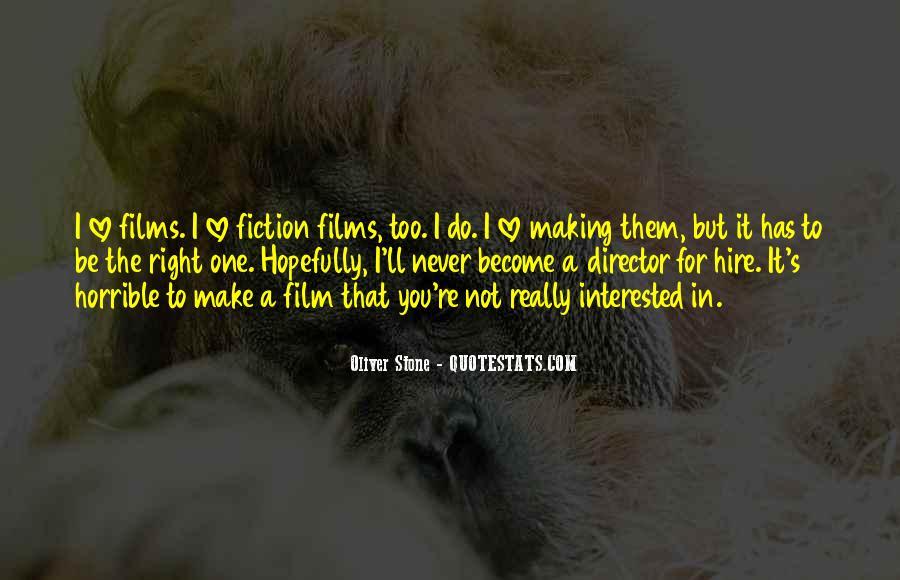 Best Film Directors Quotes #61182