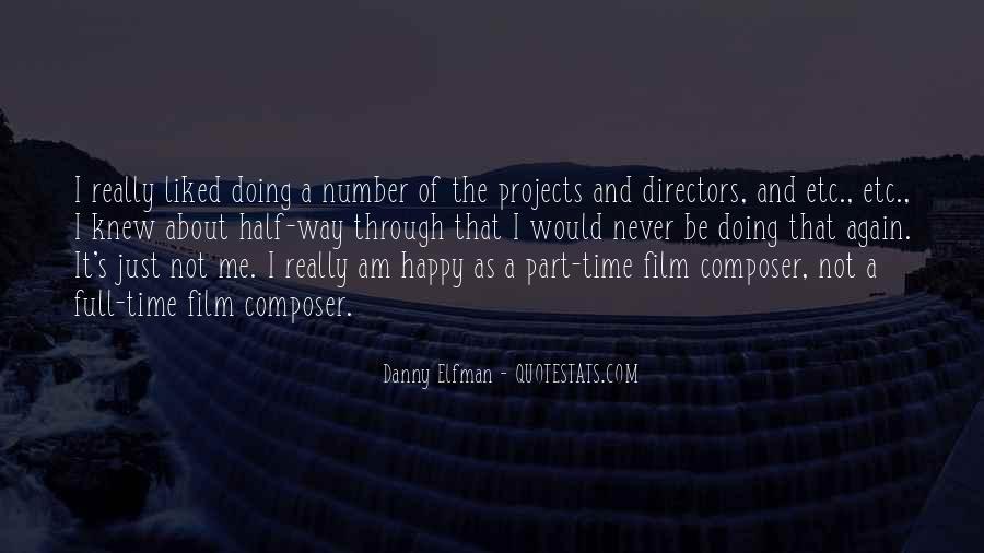 Best Film Directors Quotes #72437