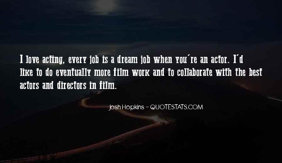 Best Film Directors Quotes #792853